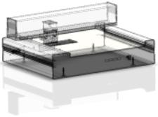 Magnetic Optical Scanner